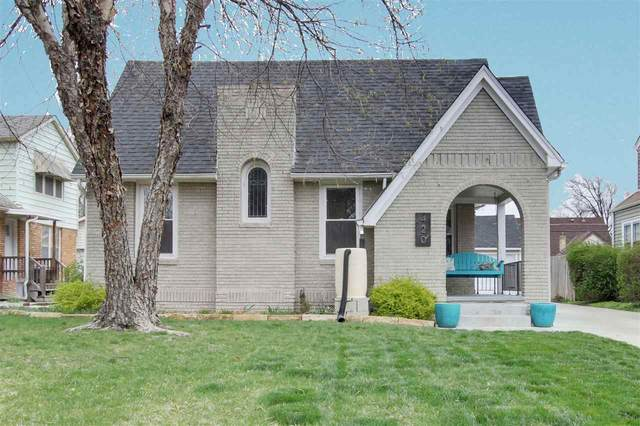 420 N Dellrose St, Wichita, KS 67208 (MLS #579628) :: Graham Realtors