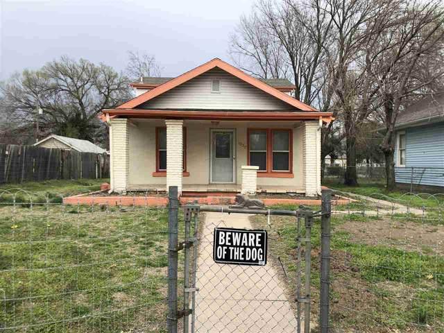 1838 S Gold St, Wichita, KS 67213 (MLS #579630) :: Graham Realtors