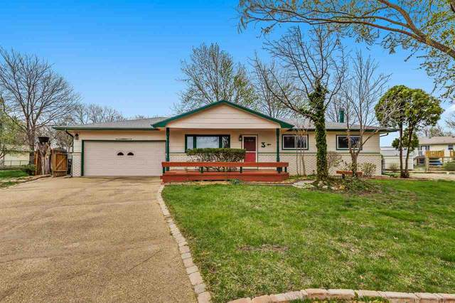 3 Brazos Ct, Goddard, KS 67052 (MLS #579631) :: Kirk Short's Wichita Home Team