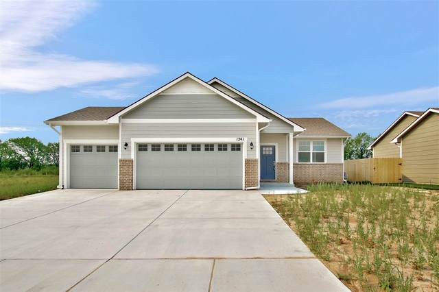 1241 E Prairie Hill Cir, Park City, KS 67219 (MLS #579634) :: Pinnacle Realty Group