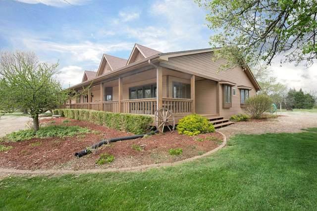 6324 W 53rd St N, Wichita, KS 67205 (MLS #579638) :: Pinnacle Realty Group