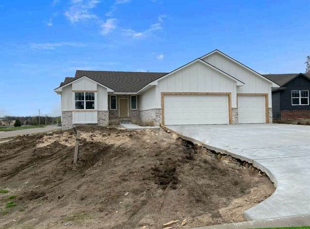 1280 N Countrywalk Ct, Rose Hill, KS 67133 (MLS #579640) :: Pinnacle Realty Group