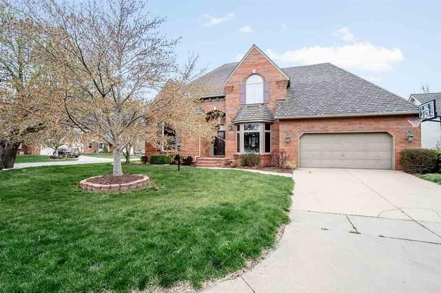 2956 N Penstemon Ct, Wichita, KS 67226 (MLS #579646) :: Pinnacle Realty Group