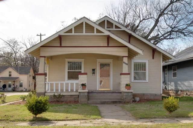 1021 Dearborn, Augusta, KS 67010 (MLS #579657) :: Pinnacle Realty Group