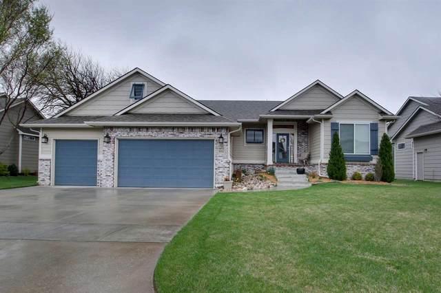 4316 N Ridge Port St, Wichita, KS 67205 (MLS #579658) :: Kirk Short's Wichita Home Team