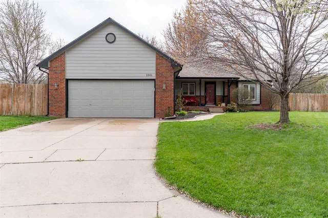 2351 N Parkridge Ct, Wichita, KS 67205 (MLS #579661) :: Kirk Short's Wichita Home Team