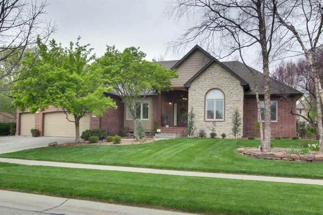 13204 E Edgewood St, Wichita, KS 67230 (MLS #579667) :: Kirk Short's Wichita Home Team