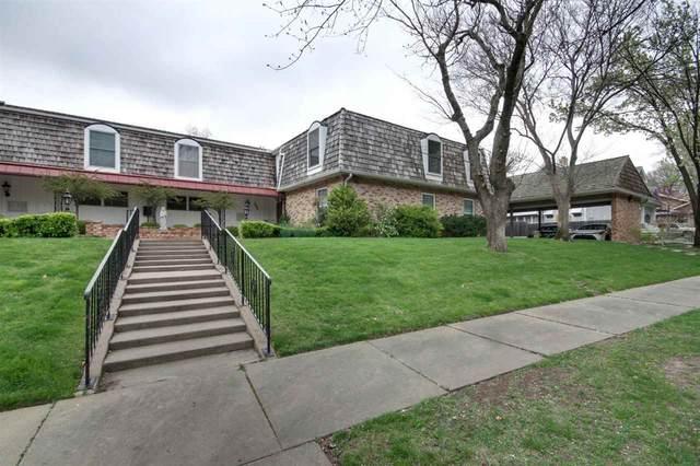 3620 E English St Unti 206 B, Wichita, KS 67218 (MLS #579671) :: Pinnacle Realty Group