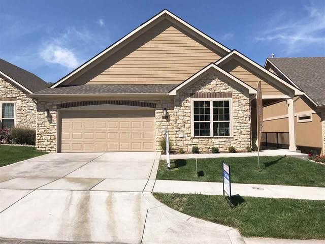 13209 W Montecito St Verona Model, Wichita, KS 67235 (MLS #579674) :: Kirk Short's Wichita Home Team