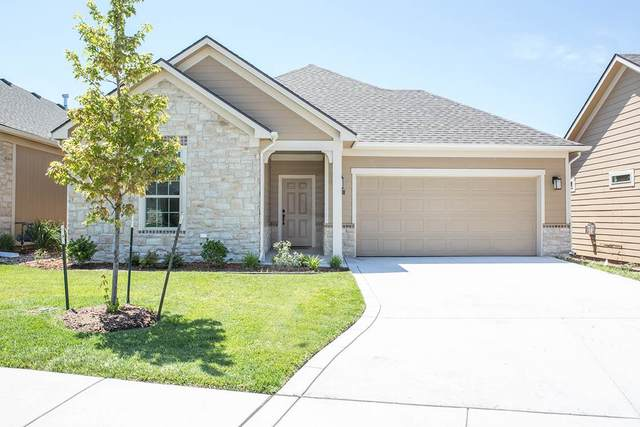 13205 W Montecito St Capri Model, Wichita, KS 67235 (MLS #579675) :: Pinnacle Realty Group