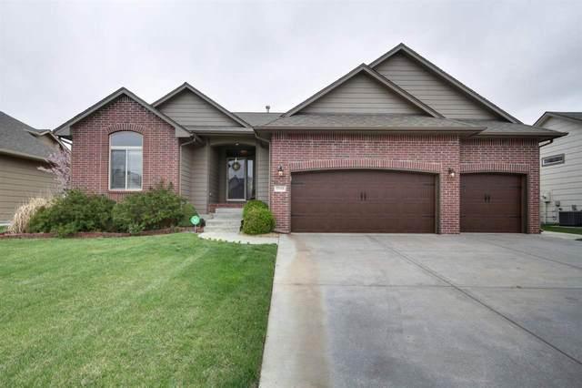 2541 N Sandstone St, Andover, KS 67002 (MLS #579680) :: Pinnacle Realty Group
