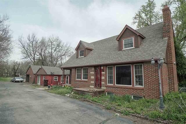 3709 N Armstrong St, Wichita, KS 67204 (MLS #579681) :: Pinnacle Realty Group