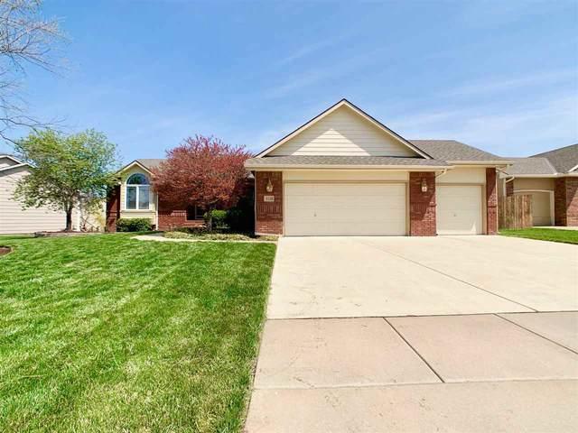 4740 N Spyglass Ct, Wichita, KS 67226 (MLS #579685) :: Kirk Short's Wichita Home Team