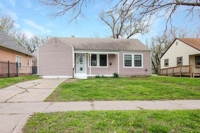 1932 N Payne Ave, Wichita, KS 67203 (MLS #579688) :: Kirk Short's Wichita Home Team