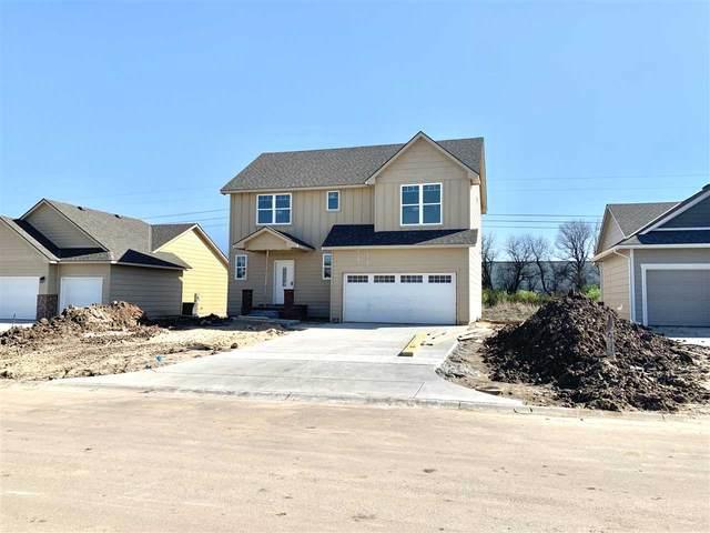 1257 E Prairie Hill Cir, Park City, KS 67219 (MLS #579722) :: Pinnacle Realty Group