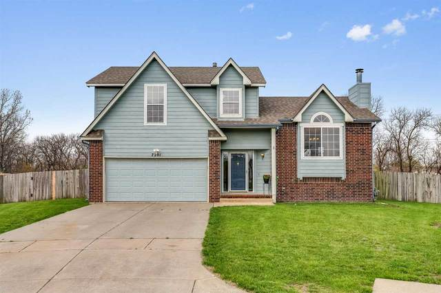 7201 E Brookview Cir, Wichita, KS 67226 (MLS #579730) :: Pinnacle Realty Group