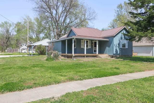 414 E Pearl St, Mulvane, KS 67110 (MLS #579732) :: Pinnacle Realty Group