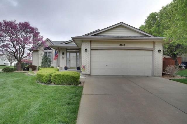 2834 N Meadow Oaks Ct., Wichita, KS 67220 (MLS #579733) :: Pinnacle Realty Group