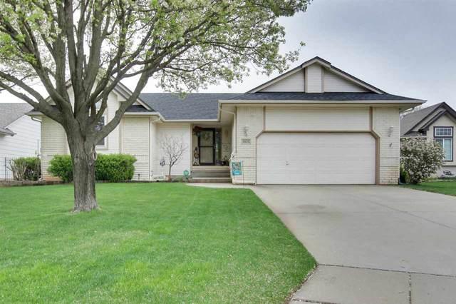 10621 W Hayden St, Wichita, KS 67209 (MLS #579735) :: Pinnacle Realty Group