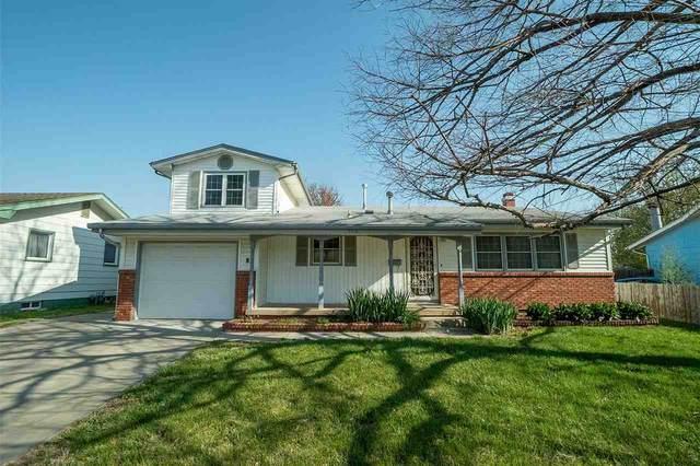 2404 W Sunnybrook St, Wichita, KS 67217 (MLS #579736) :: Pinnacle Realty Group