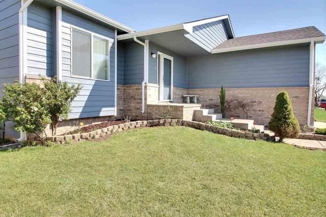 1730 S Herrington St, Wichita, KS 67207 (MLS #579737) :: Pinnacle Realty Group