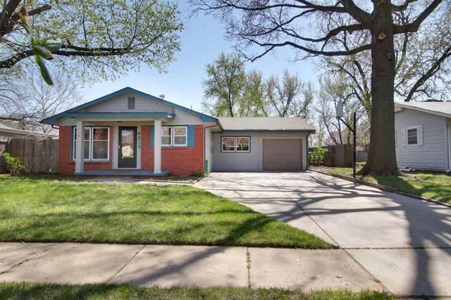 4315 W Memory Ln, Wichita, KS 67212 (MLS #579738) :: Pinnacle Realty Group