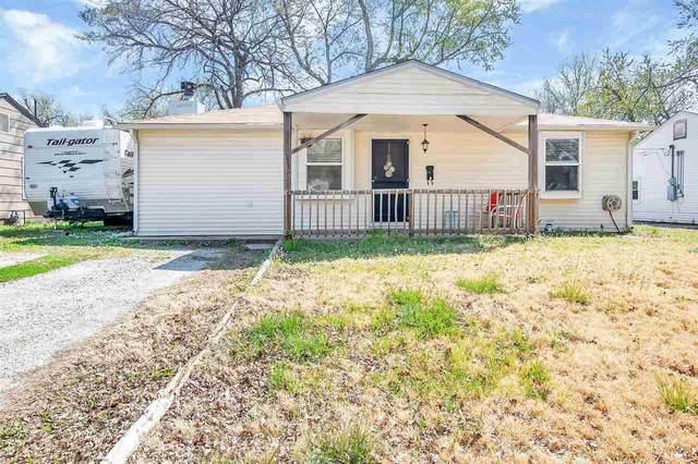4520 S Oak Ave, Wichita, KS 67217 (MLS #579739) :: Pinnacle Realty Group