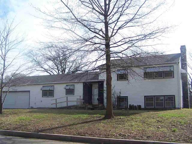 2236 S Crestway St, Wichita, KS 67218 (MLS #579746) :: Pinnacle Realty Group