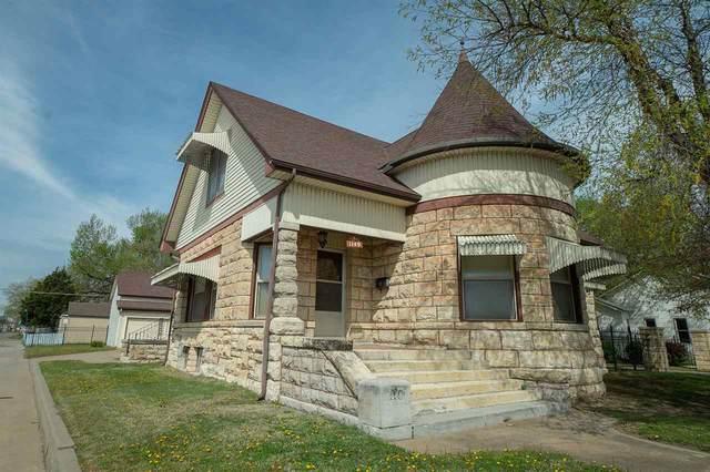1149 S Greenwood Ave, Wichita, KS 67211 (MLS #579754) :: Pinnacle Realty Group