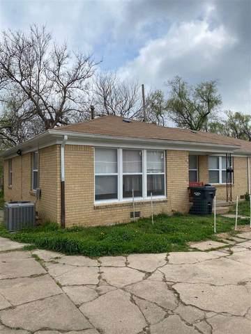 4912 E Morris 4918 E Morris, Wichita, KS 67218 (MLS #579756) :: Pinnacle Realty Group
