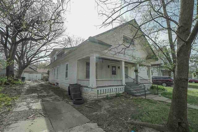 124 N Erie St, Wichita, KS 67214 (MLS #579761) :: Pinnacle Realty Group