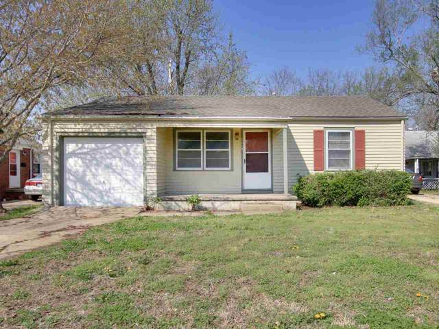 2115 S Washington Ave, Wichita, KS 67211 (MLS #579762) :: Pinnacle Realty Group