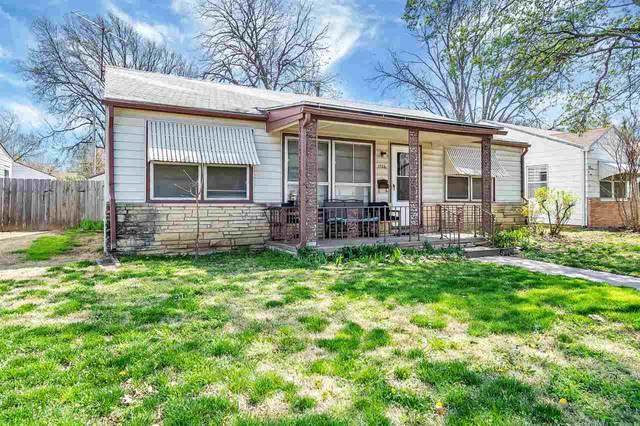 1726 S Estelle, Wichita, KS 67211 (MLS #579766) :: Pinnacle Realty Group