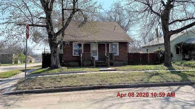 2100 S Wichita, Wichita, KS 67213 (MLS #579779) :: Lange Real Estate