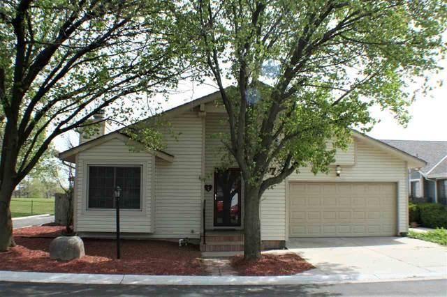 7333 E 22nd St N Unit 7, Wichita, KS 67226 (MLS #579788) :: Graham Realtors