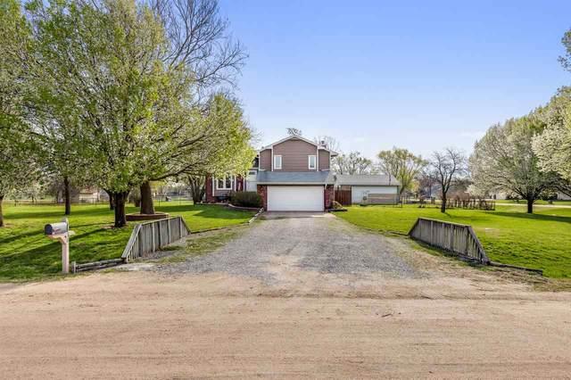 8658 S Laura, Haysville, KS 67060 (MLS #579820) :: Lange Real Estate