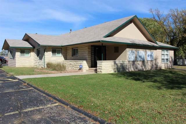 1224 W 6th Ave, El Dorado, KS 67042 (MLS #579888) :: Kirk Short's Wichita Home Team