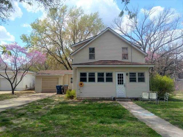901 N Merchant St, Belle Plaine, KS 67013 (MLS #579914) :: Graham Realtors