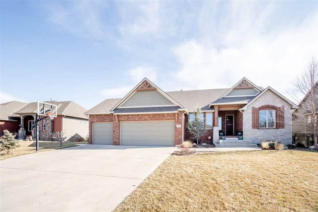 3366 N Brush Creek Cir, Wichita, KS 67205 (MLS #580016) :: Lange Real Estate