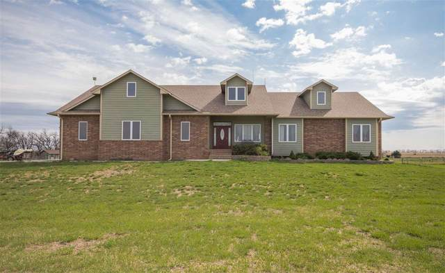 18260 SW Prairie Creek Rd, Rose Hill, KS 67133 (MLS #580028) :: On The Move