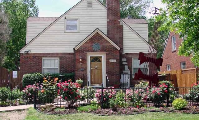1825 E Waterman St, Wichita, KS 67211 (MLS #580104) :: Graham Realtors
