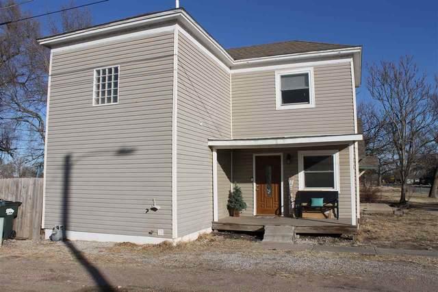 14 E Bigger St, Hutchinson, KS 67501 (MLS #580129) :: Keller Williams Hometown Partners