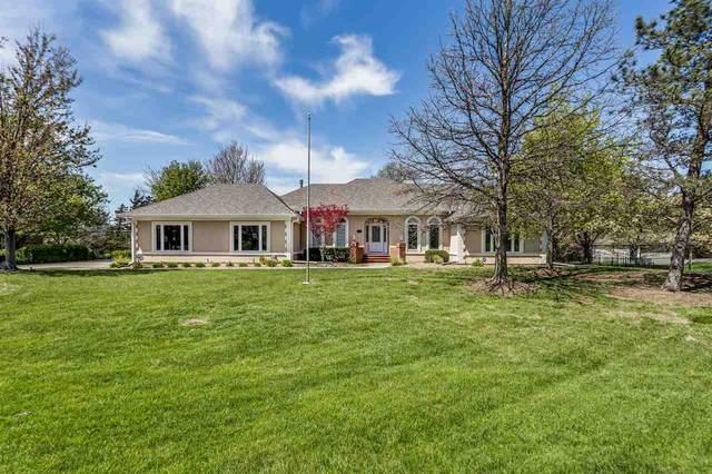 1501 N Castle Rock, Wichita, KS 67230 (MLS #580156) :: Lange Real Estate