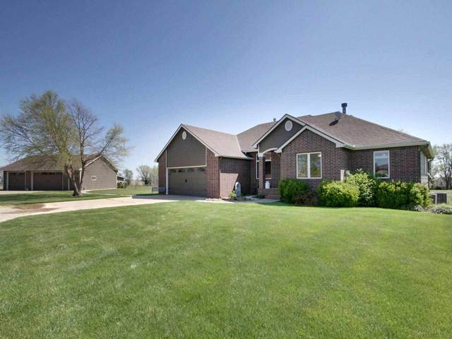 6410 N Busy Bee Ct, Andale, KS 67001 (MLS #580185) :: Lange Real Estate