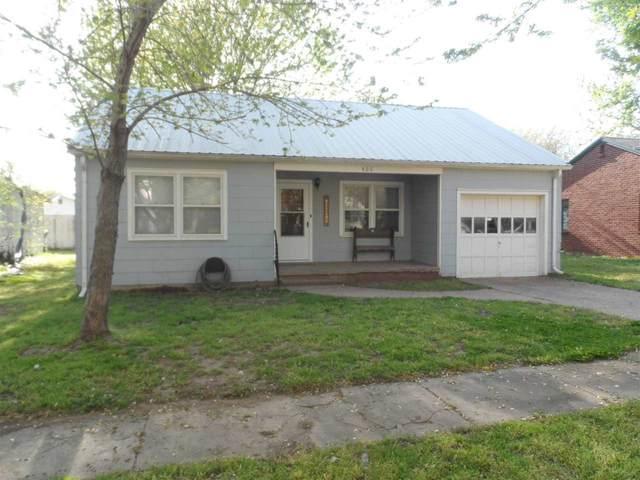 406 N Madison, Anthony, KS 67003 (MLS #580228) :: Lange Real Estate