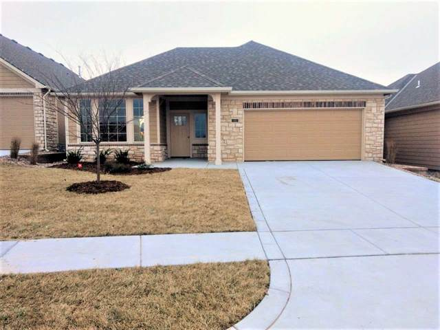 931 E Clearlake St, Derby, KS 67037 (MLS #580230) :: Graham Realtors