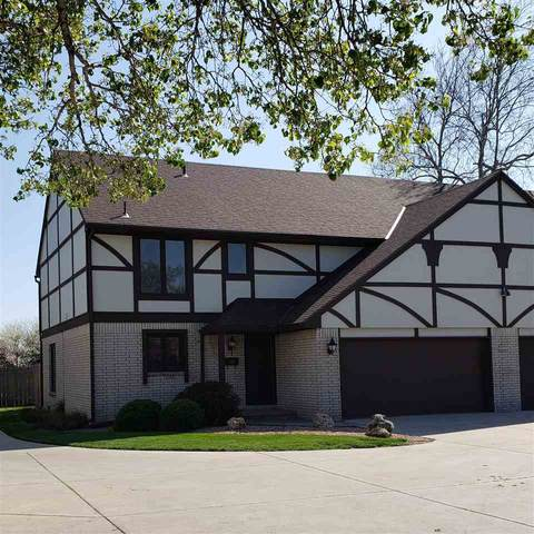 641 N Woodlawn, #4, Wichita, KS 67208 (MLS #580289) :: Pinnacle Realty Group