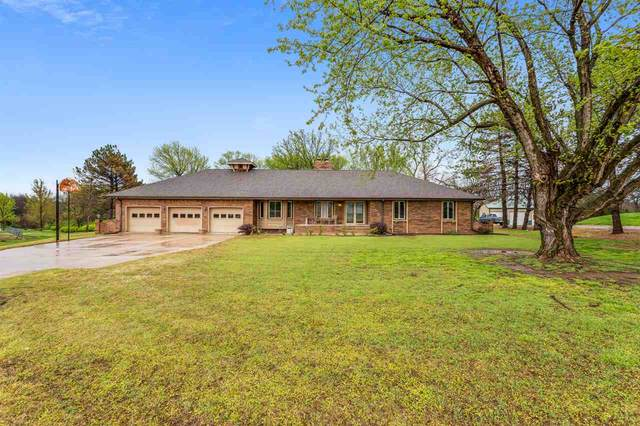19 Beaver Creek Rd, Goddard, KS 67052 (MLS #580317) :: Lange Real Estate
