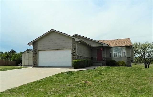 401 Crestridge Circle, Winfield, KS 67156 (MLS #580337) :: Lange Real Estate