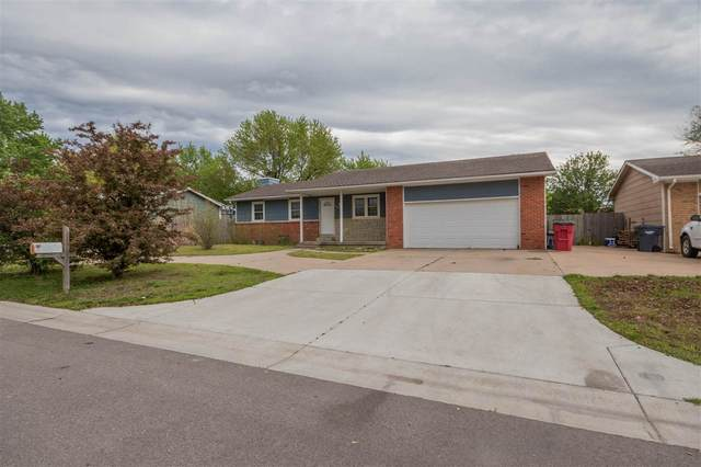 1219 E Riley Ave, Haysville, KS 67060 (MLS #580340) :: Graham Realtors